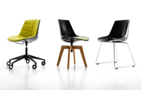 FLOW CHAIR | MDF