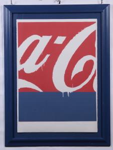 Mario Schifano - Coca Cola